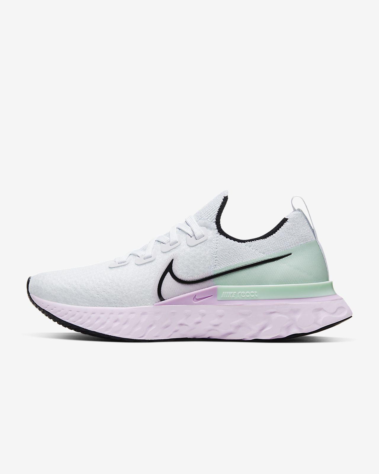 Dámská běžecká bota Nike React Infinity Run Flyknit