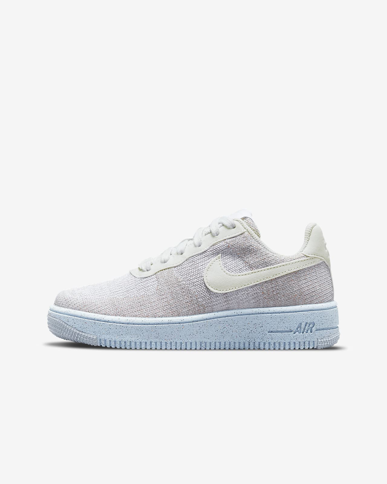 Sapatilhas Nike Air Force 1 Crater Flyknit Júnior