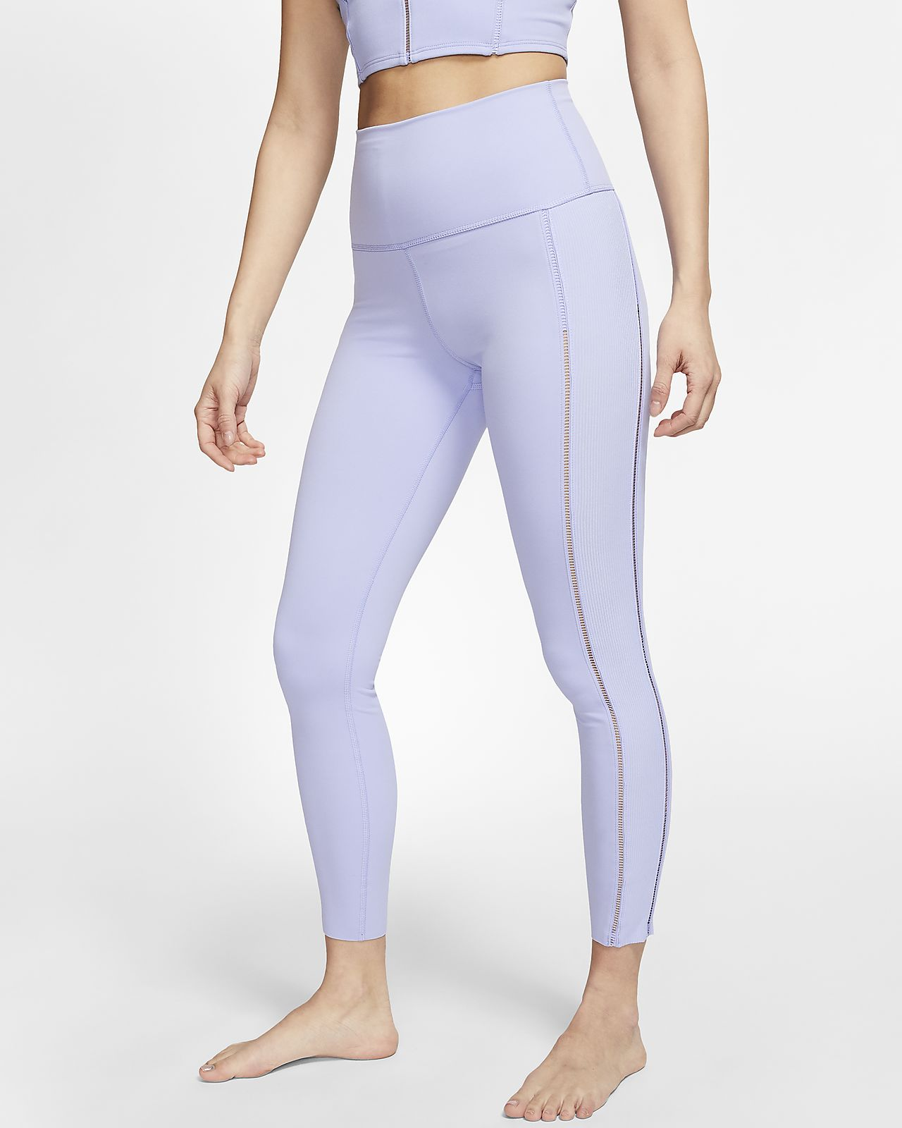 Tights a costine Infinalon a 7/8 Nike Yoga Luxe - Donna
