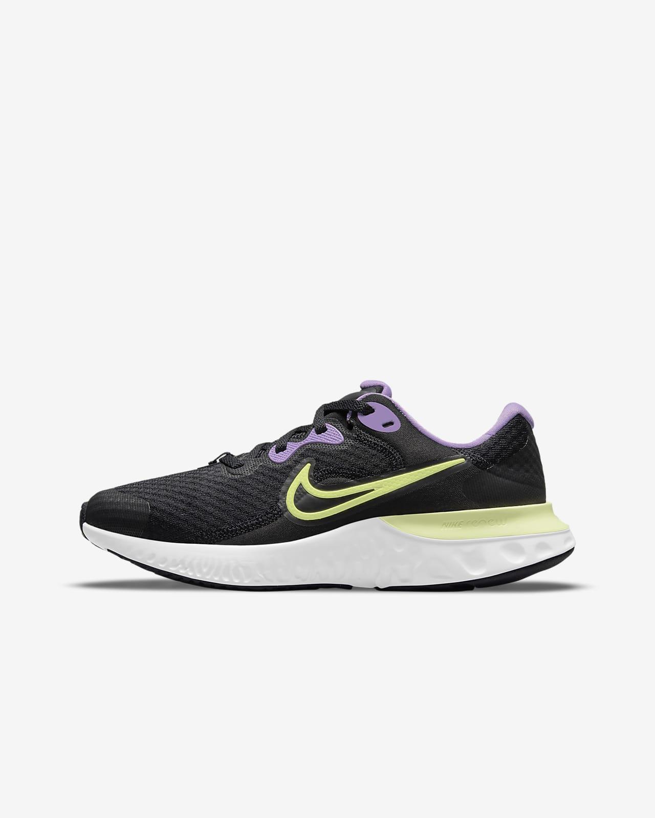 Nike Renew Run 2 大童路跑鞋