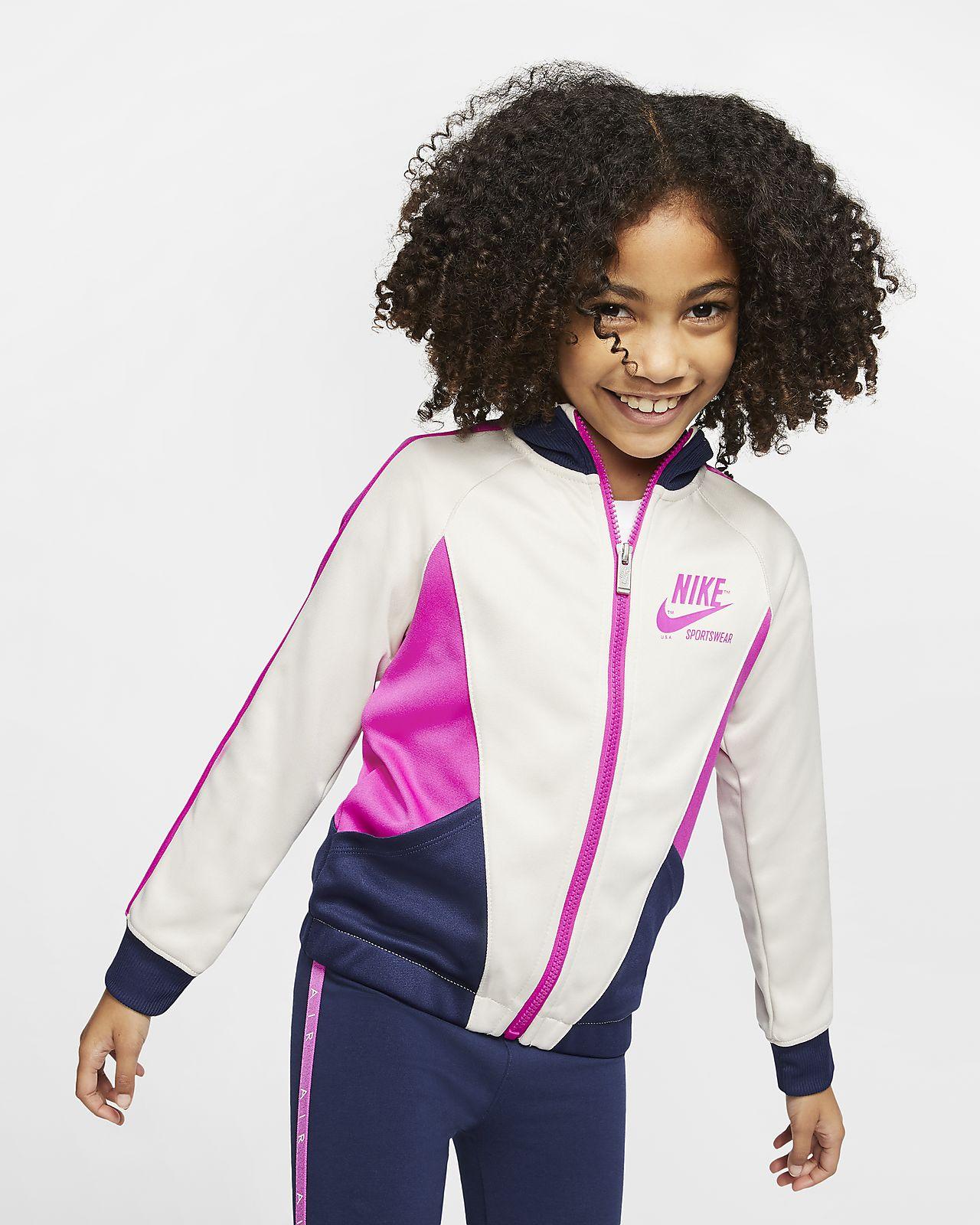 Giacca con zip a tutta lunghezza Nike Sportswear - Bambini