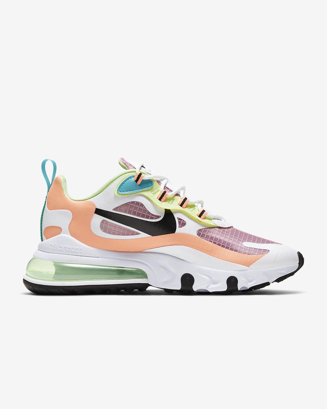 sin impuesto de venta retro online para la venta Nike Air Max 270 React SE Women's Shoe. Nike LU
