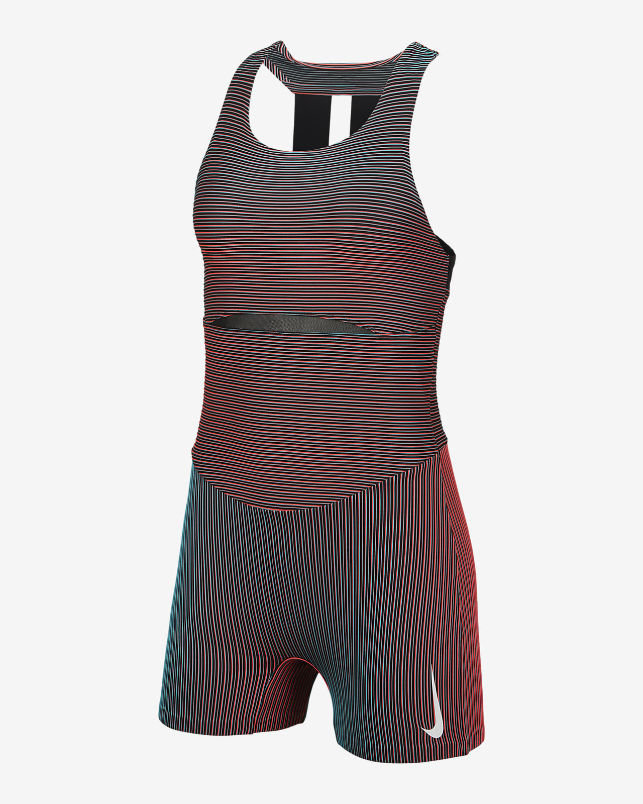 Nike 女子跑步紧身连体衣