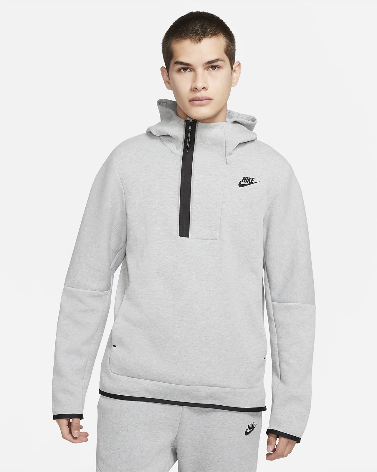 Nike Sportswear Tech Fleece Dessuadora amb caputxa i mitja cremallera - Home