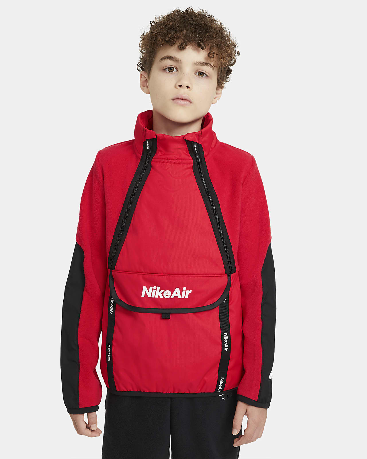 Maglia per l'inverno Nike Air - Ragazzo