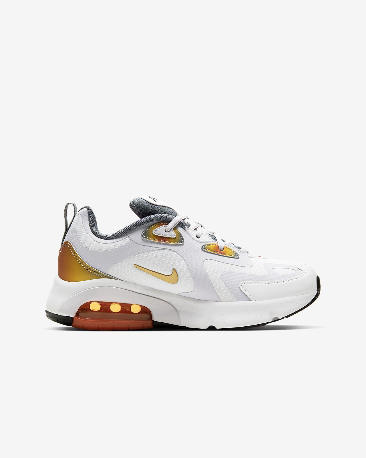Nike Air Max 200 SE Schuh für ältere Kinder