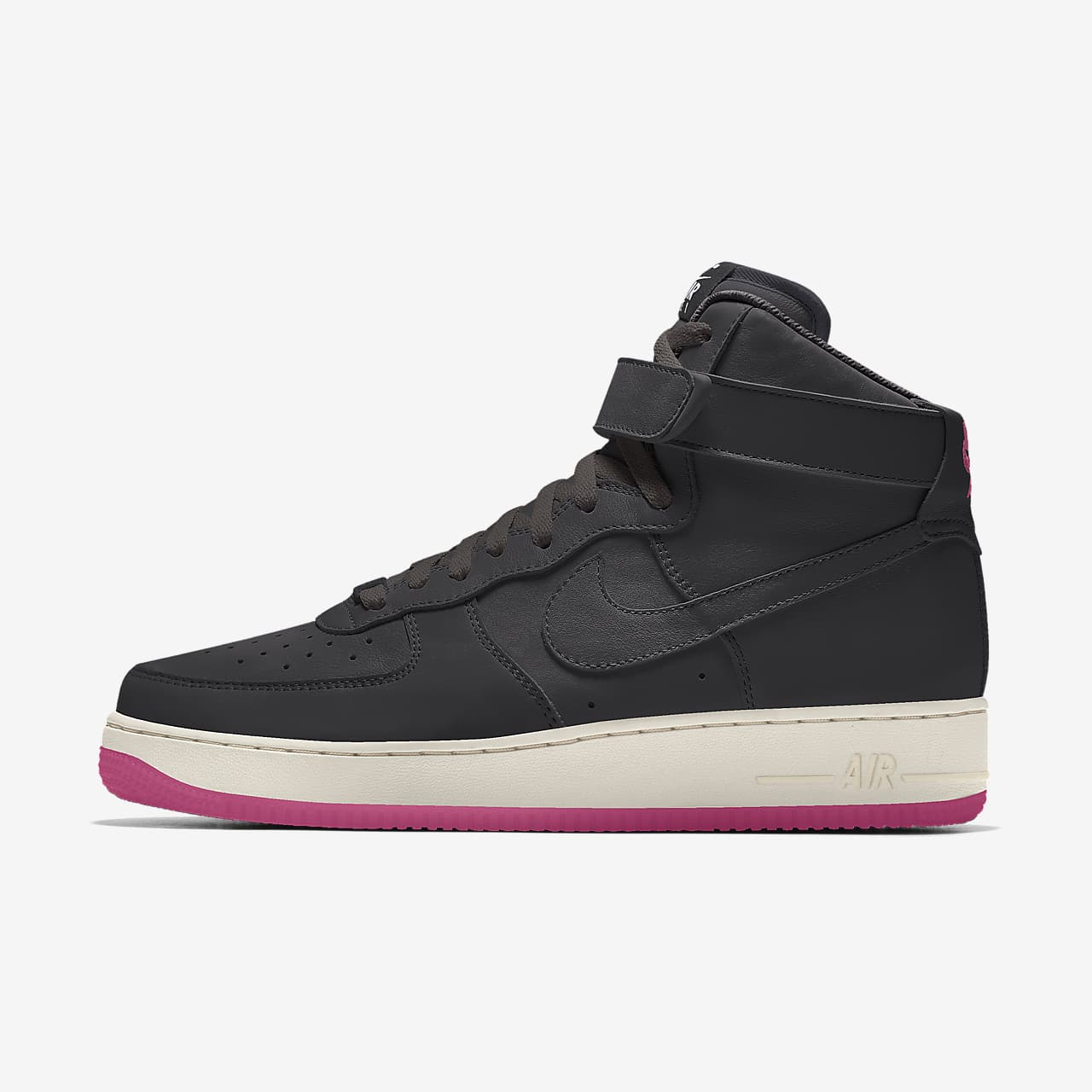 Nike Air Force 1 High By You Custom Women's Shoe