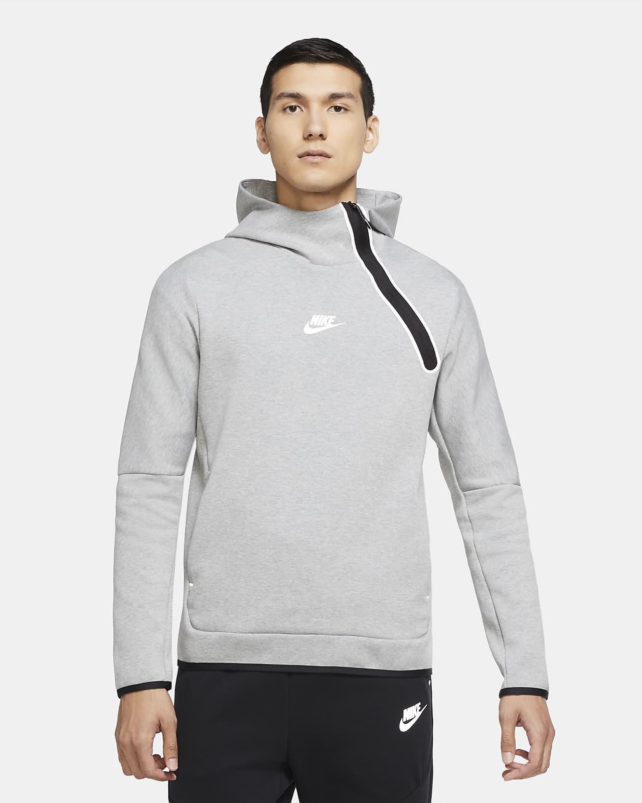 Nike Sportswear Tech Fleece Erkek Kapüşonlu Sweatshirt