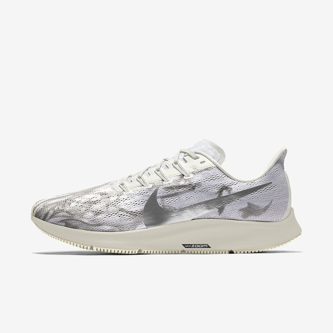 Chaussure de running personnalisable Nike Air Zoom Pegasus 36 By You pour Homme