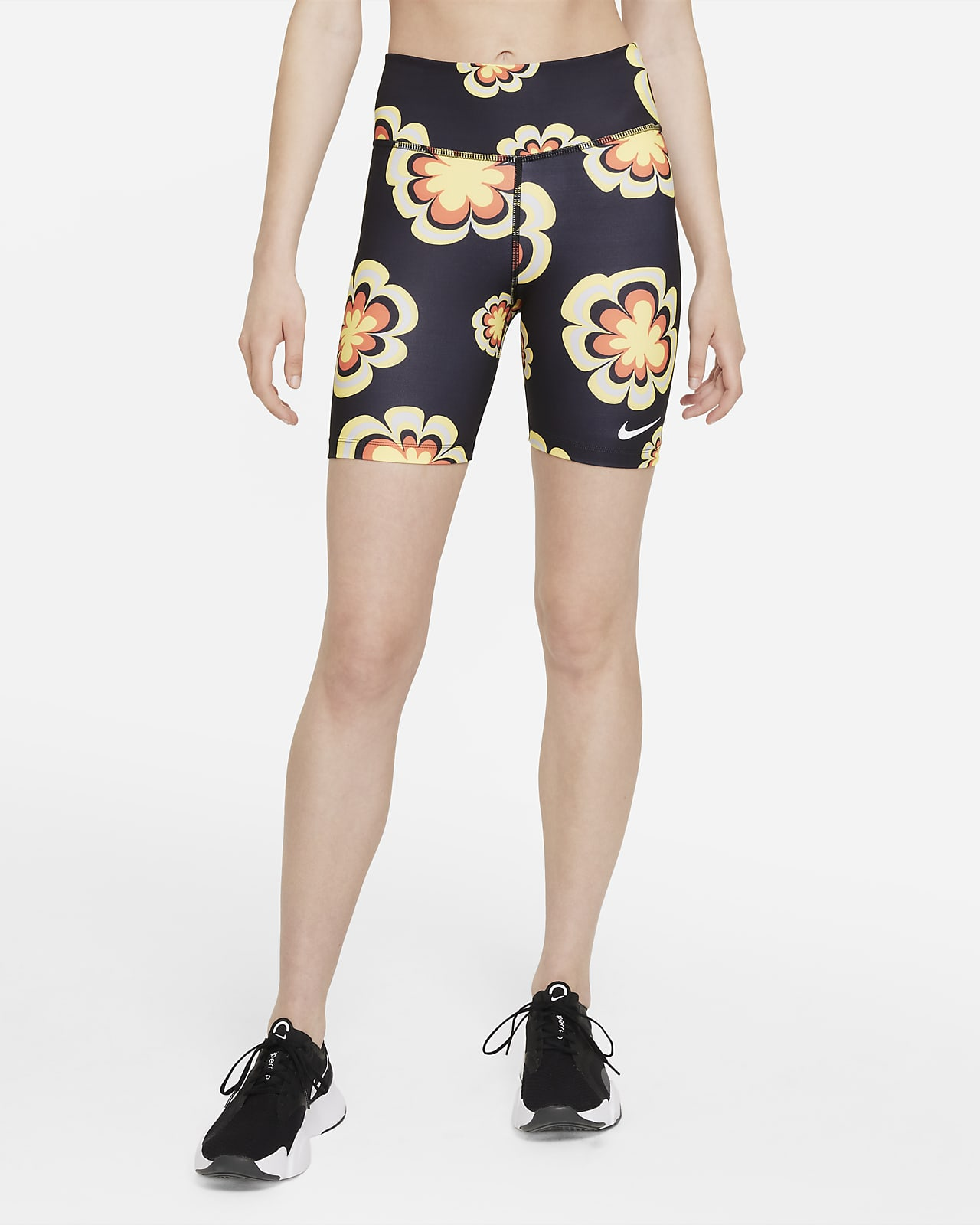Shorts de 18 cm para mujer Nike One