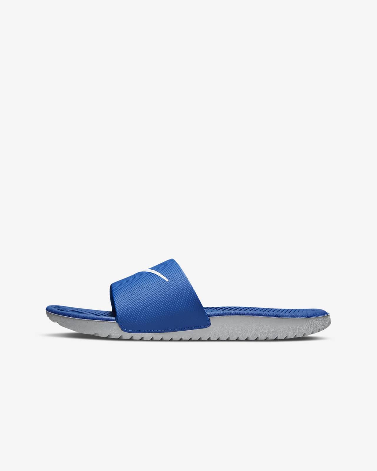 Klapki dla małych/dużych dzieci Nike Kawa