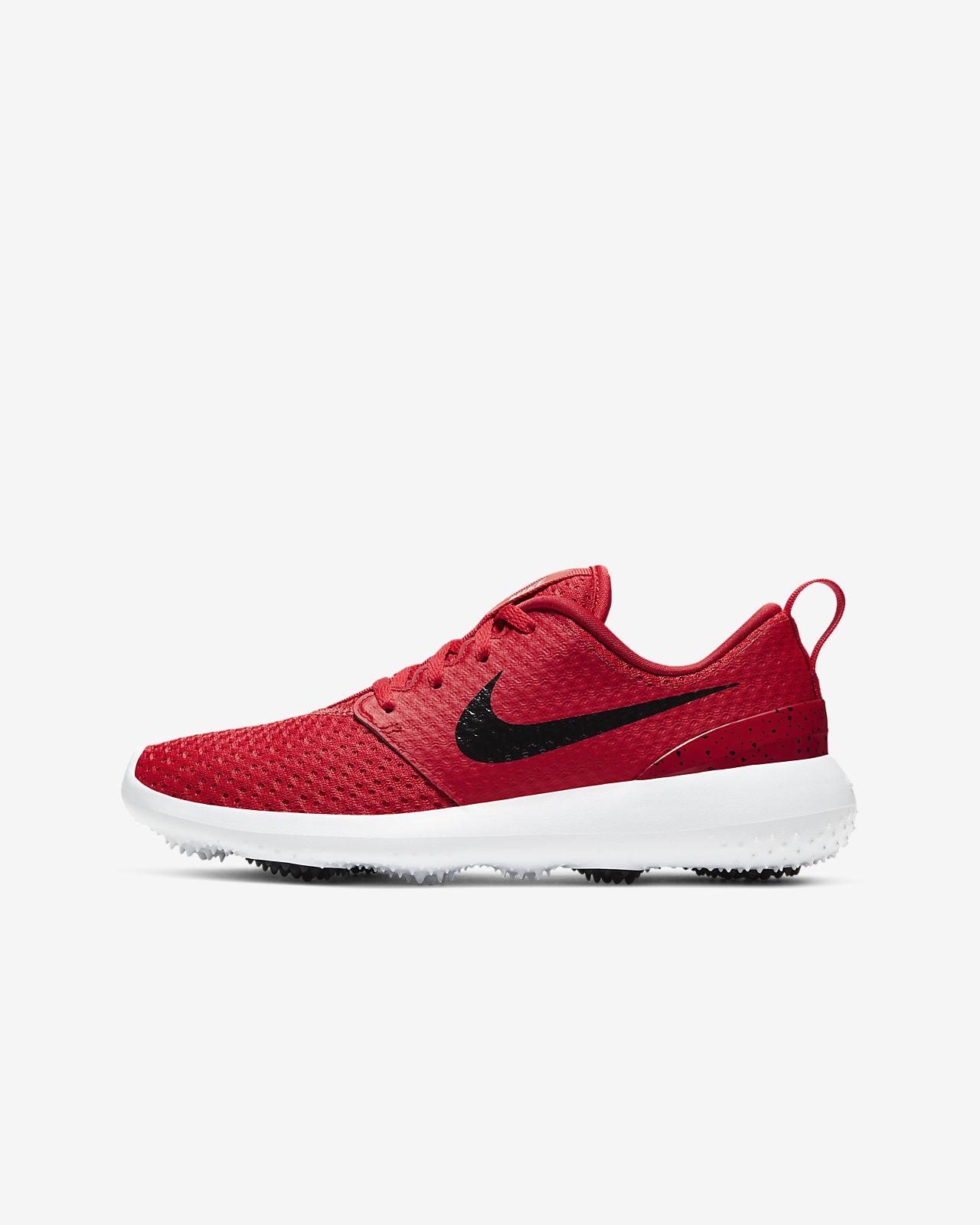 Nike Roshe G Jr. Kids' Golf Shoe. Nike SI