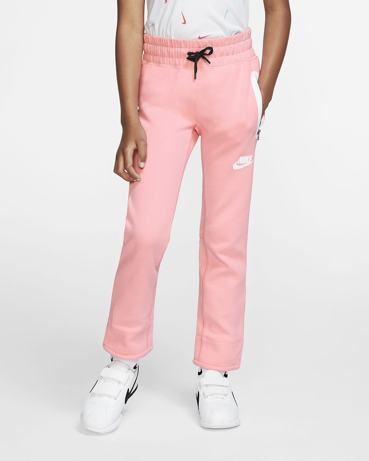 Byxor Nike Sportswear Tech Fleece för barn