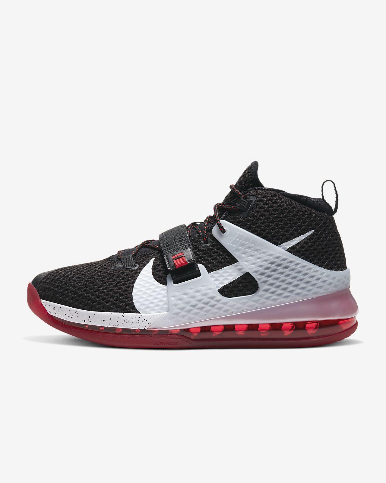 Nike Air Force Max II kosárlabdacipő