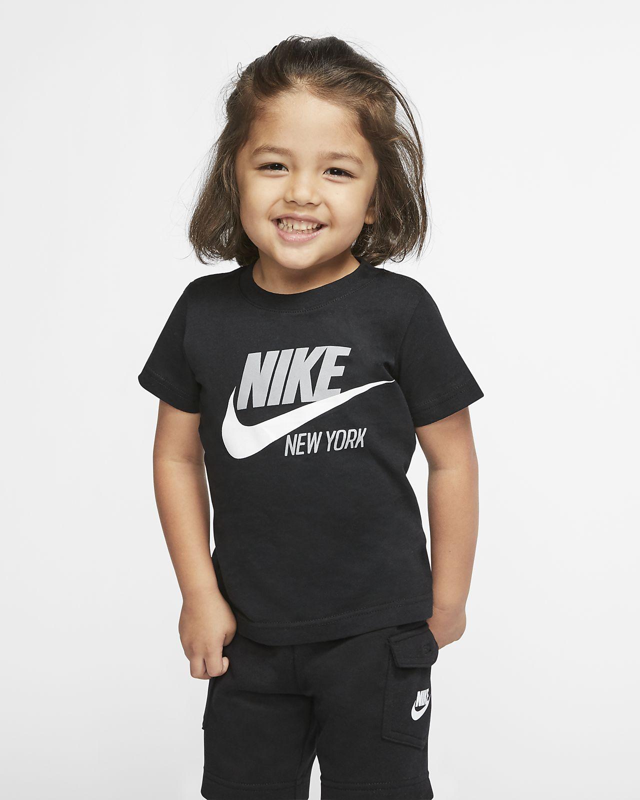 Nike Sportswear New York Toddler Short-Sleeve T-Shirt