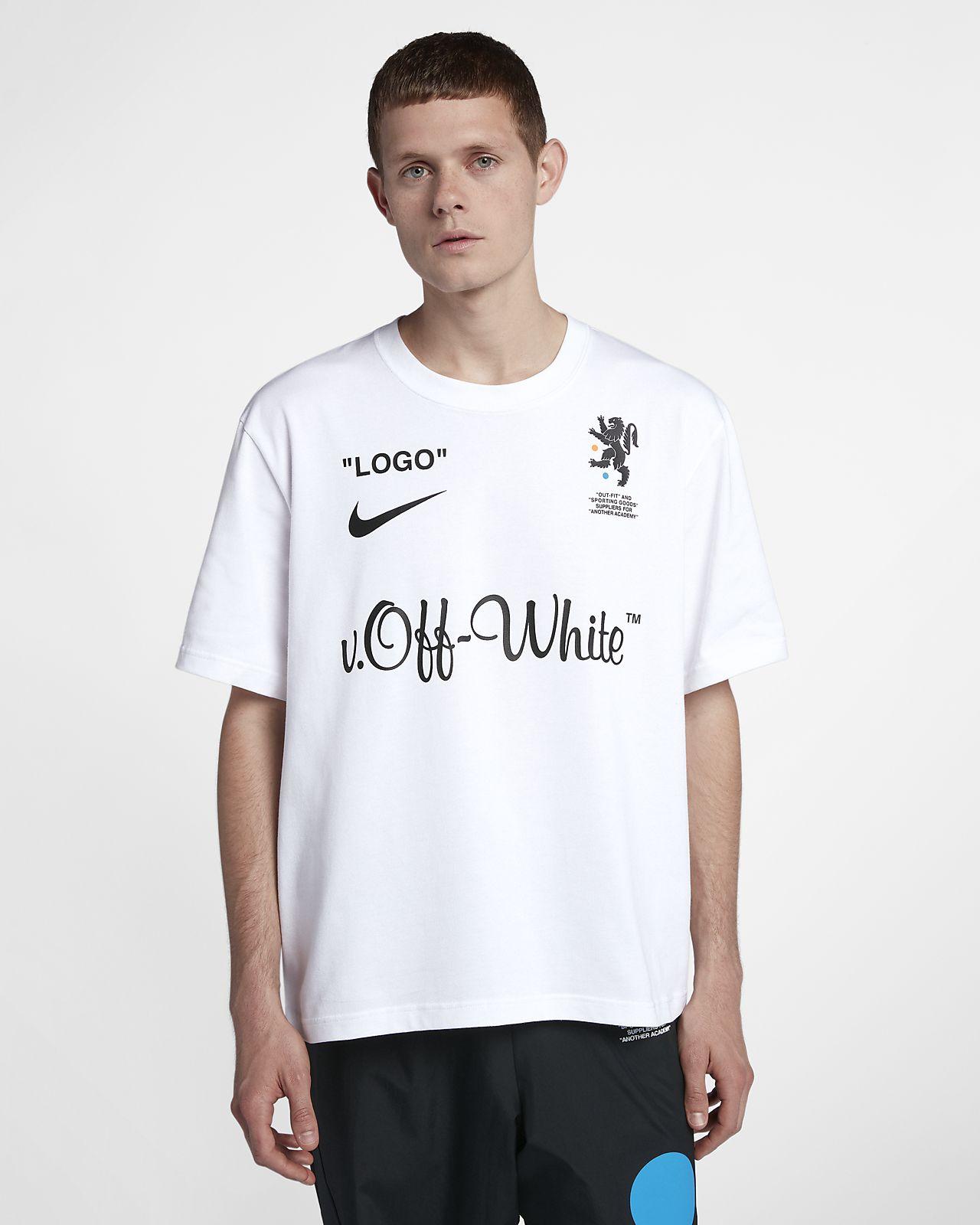 เสื้อยืดผู้ชาย Nike x Off-White