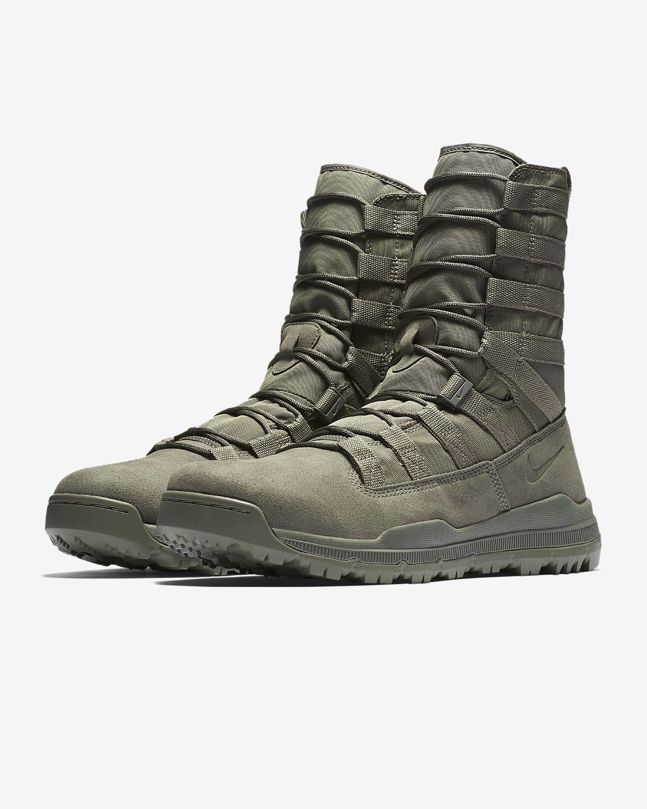 nike sfb canvas boots