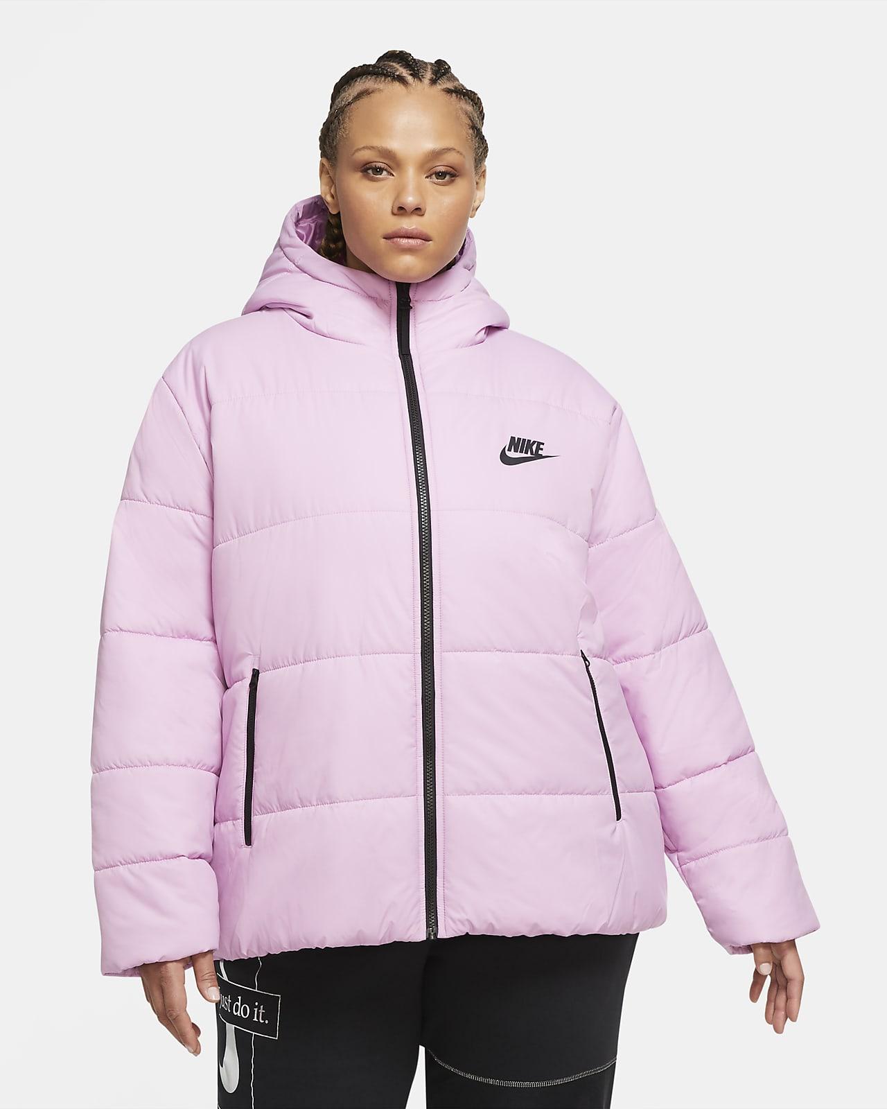 Kurtka damska Nike Sportswear Synthetic-Fill (duże rozmiary)