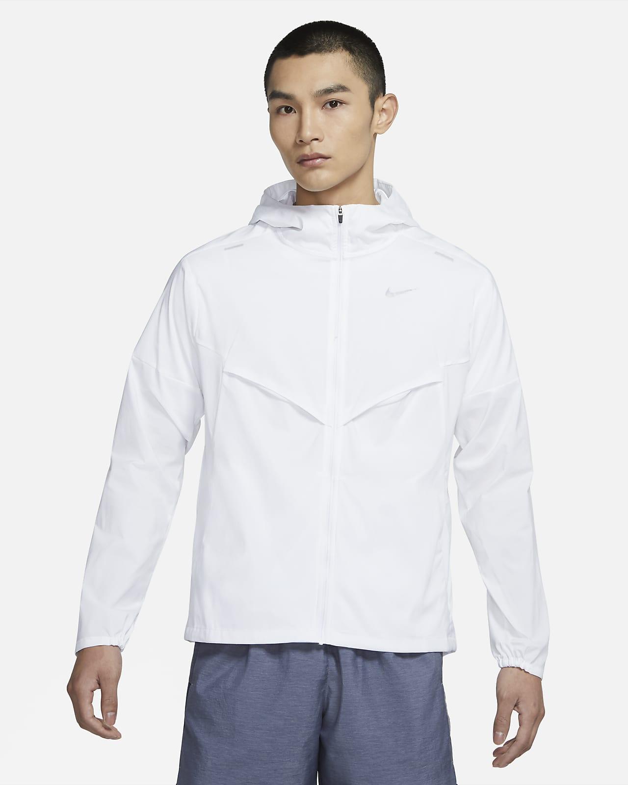 เสื้อแจ็คเก็ตวิ่งผู้ชาย Nike Windrunner