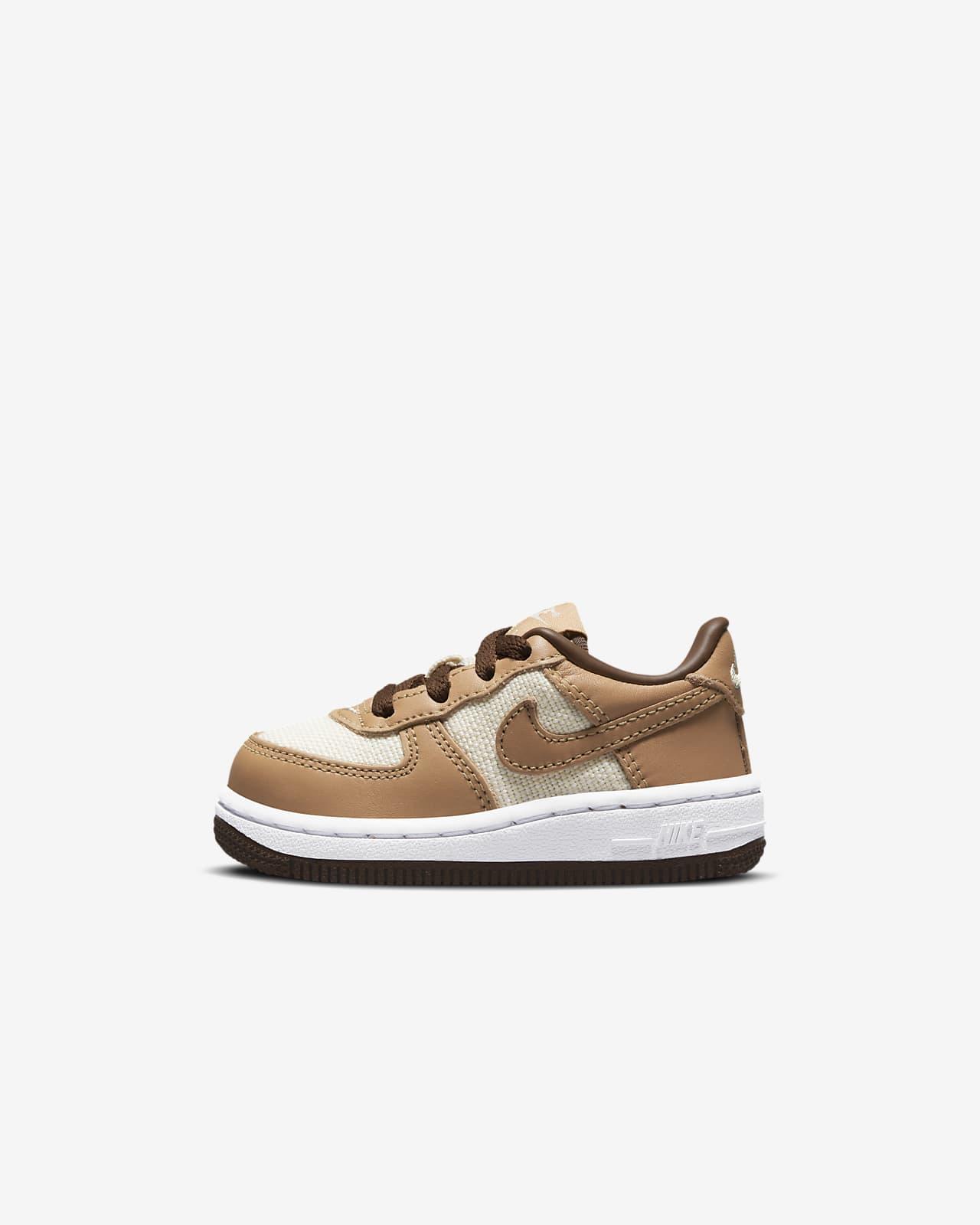 Nike Force 1 Baby & Toddler Shoe
