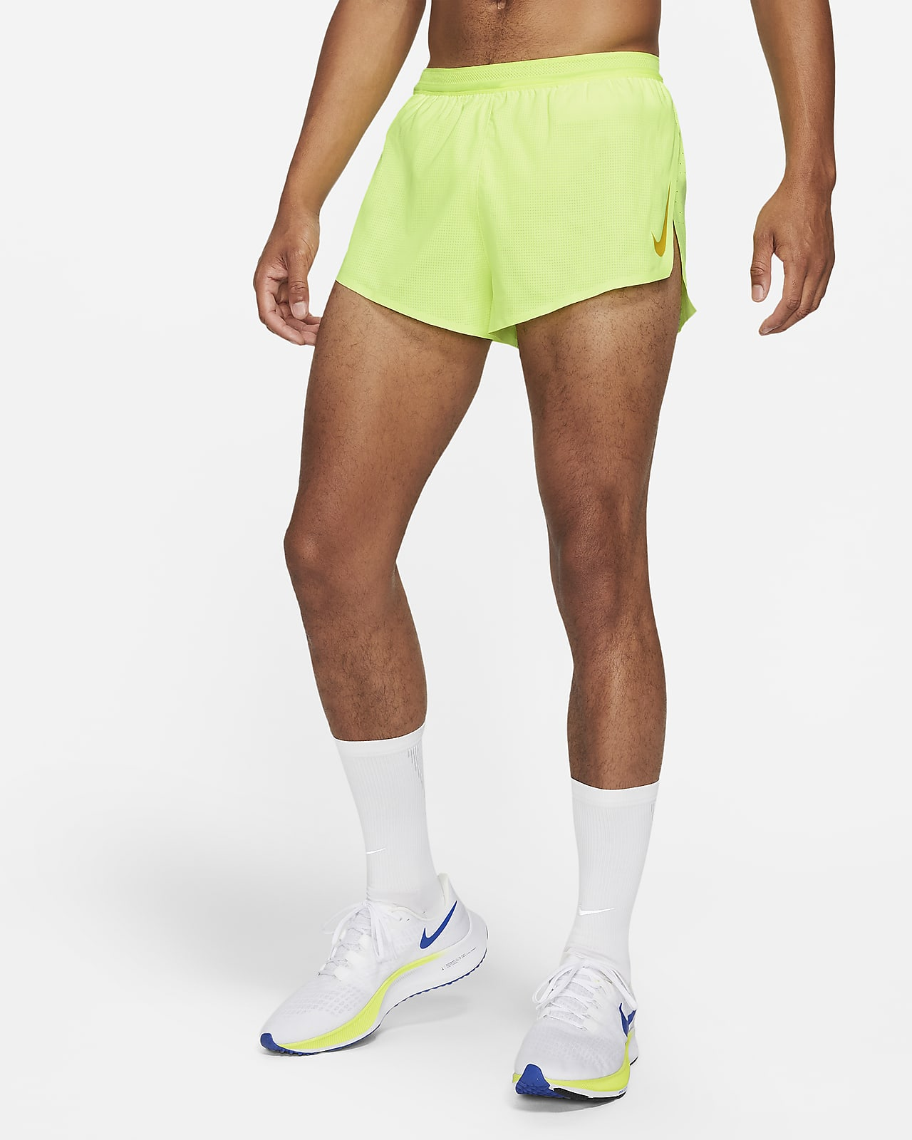 Nike AeroSwift Herren-Laufshorts (ca. 5 cm)