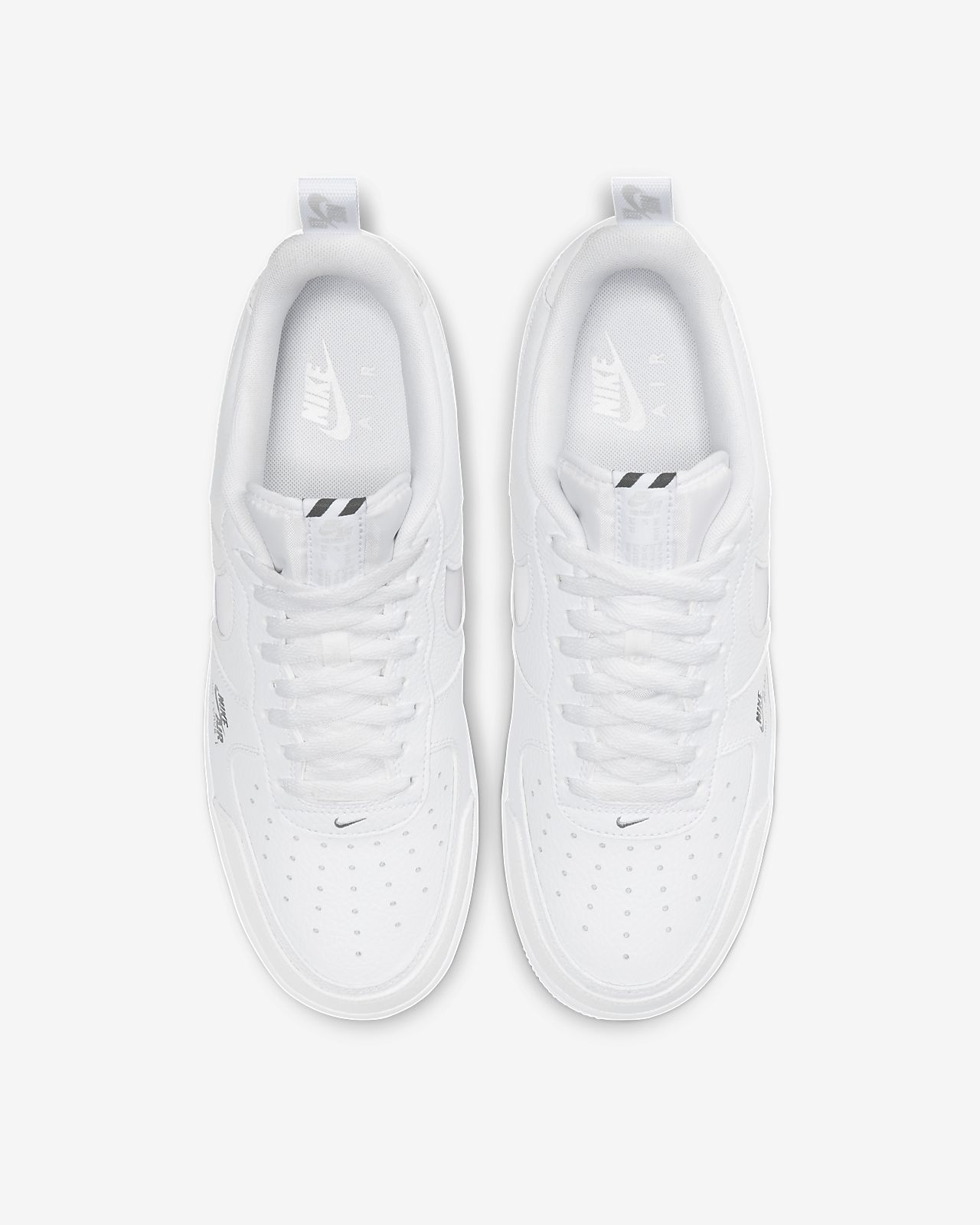 Nike Air Force 1 LV8 1 Junior Trainer NavyWhite | Navy