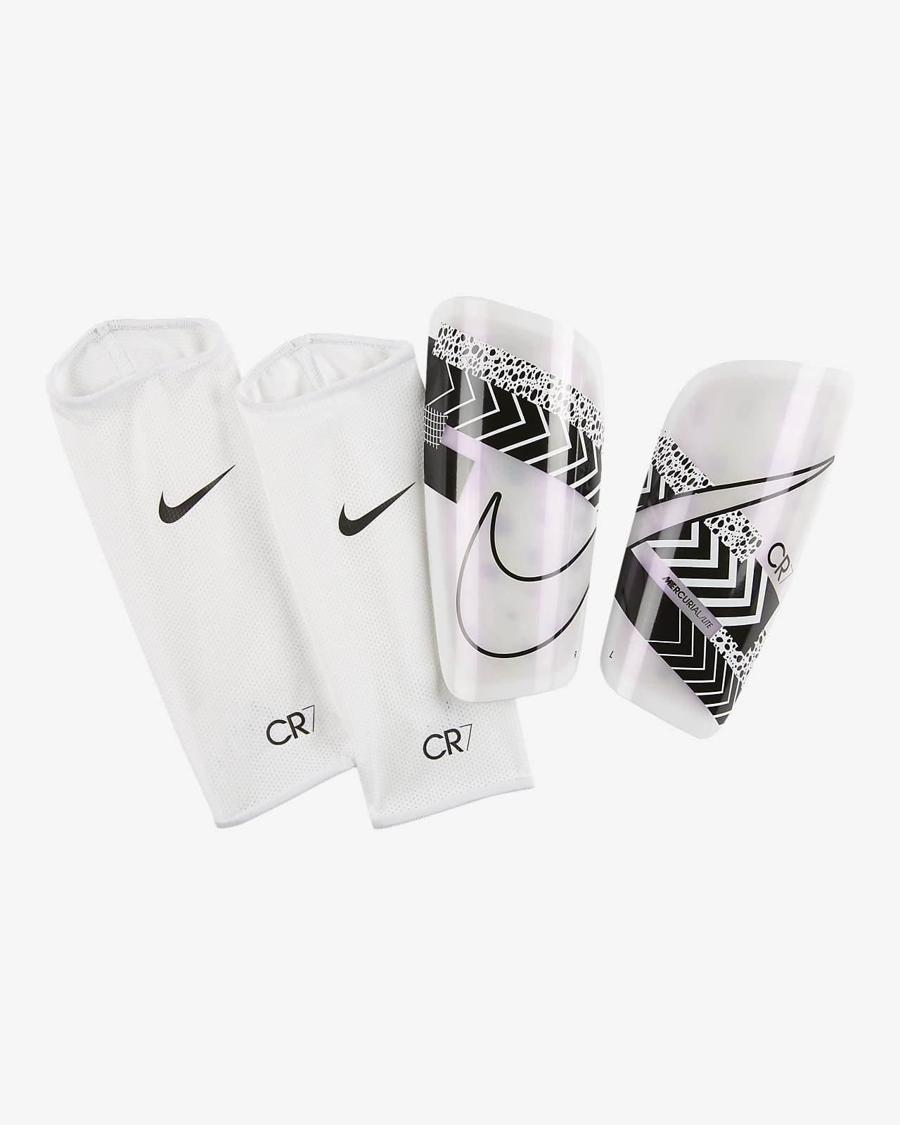 Protège-tibias de football Nike Mercurial Lite CR7