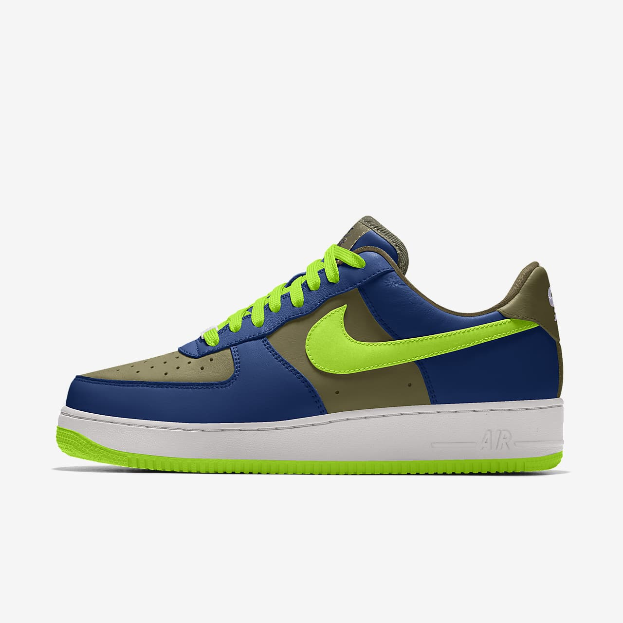 Chaussure personnalisable Nike Air Force 1 Low Unlocked By You