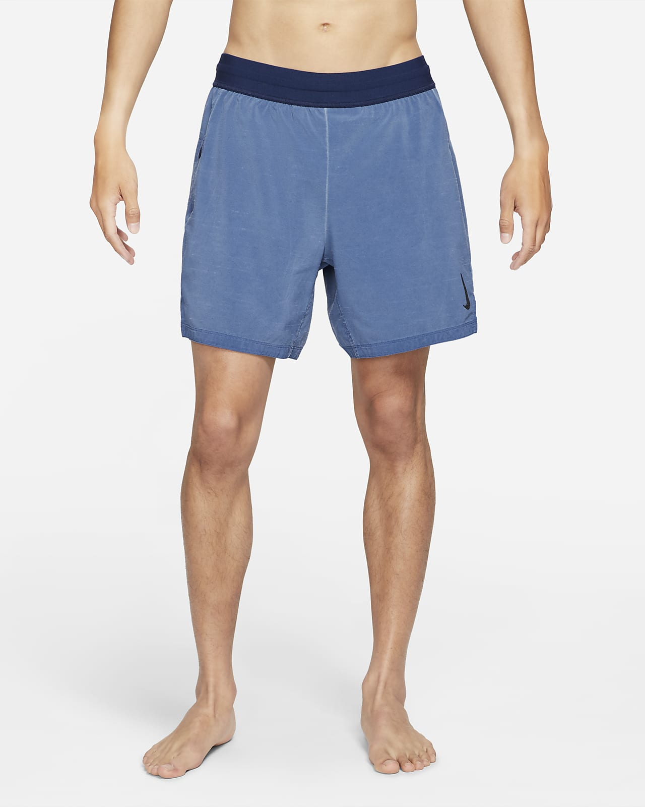 Nike Yoga Dri-FIT 男款 2-In-1 短褲