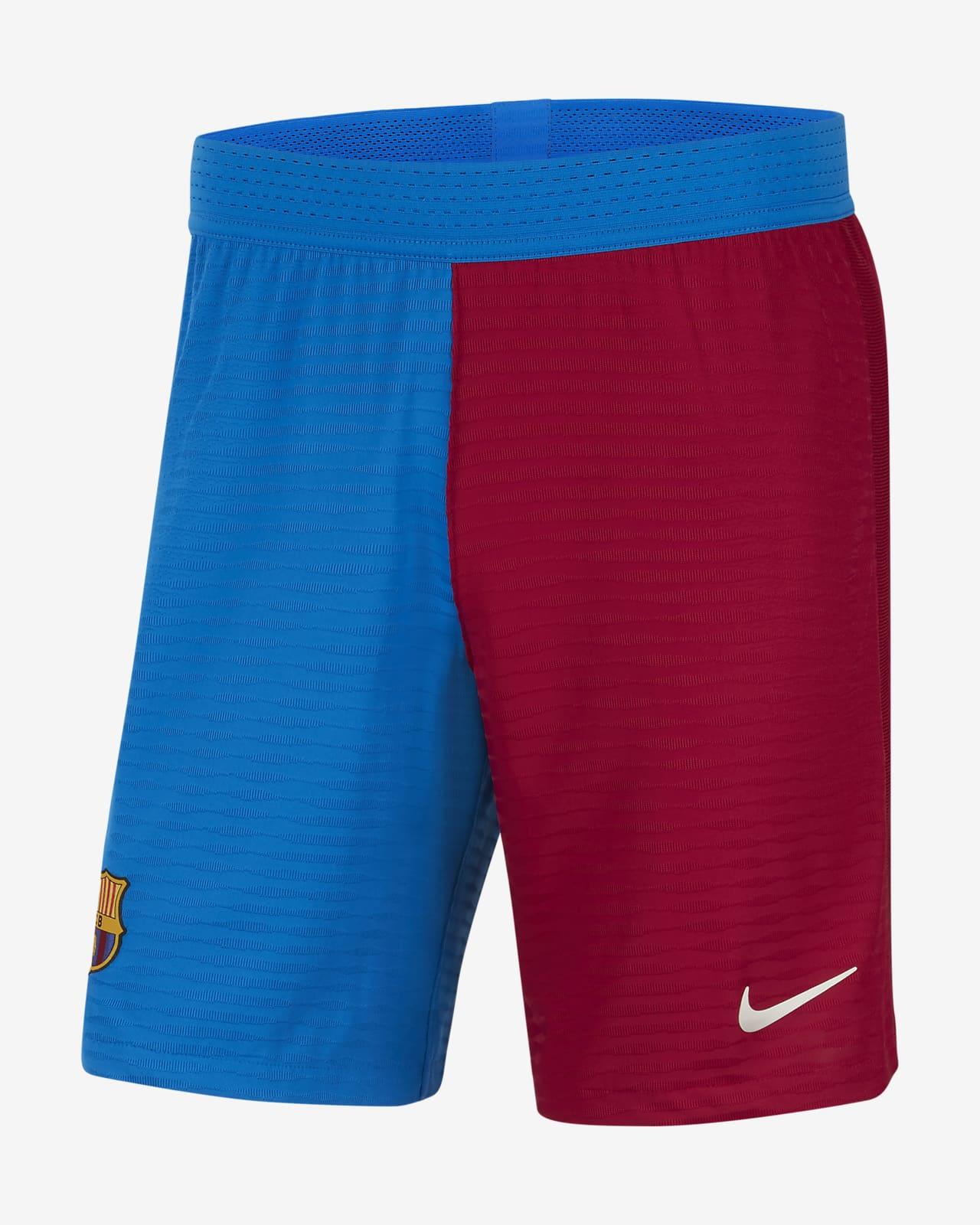 Calções de futebol do equipamento principal/alternativo Nike Dri-FIT ADV FC Barcelona 2021/22 Match para homem