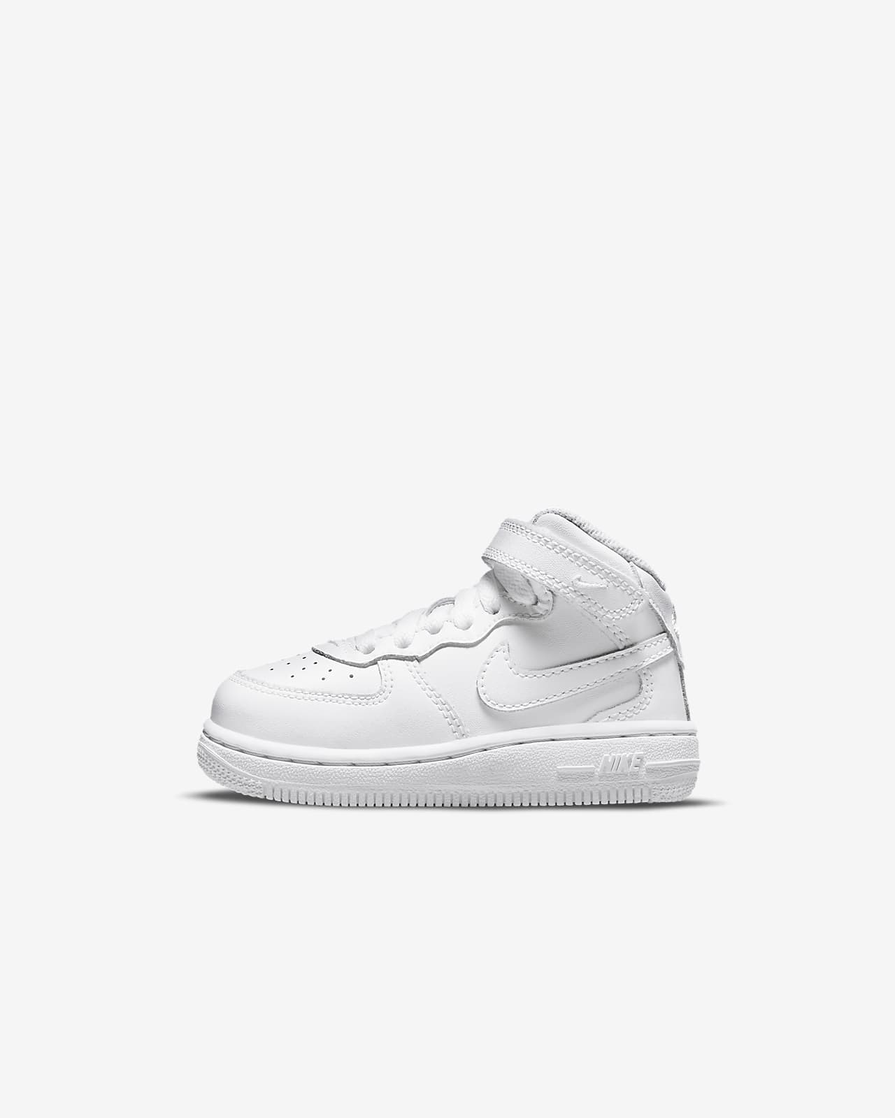 Nike Force 1 Mid LE Baby/Toddler Shoes