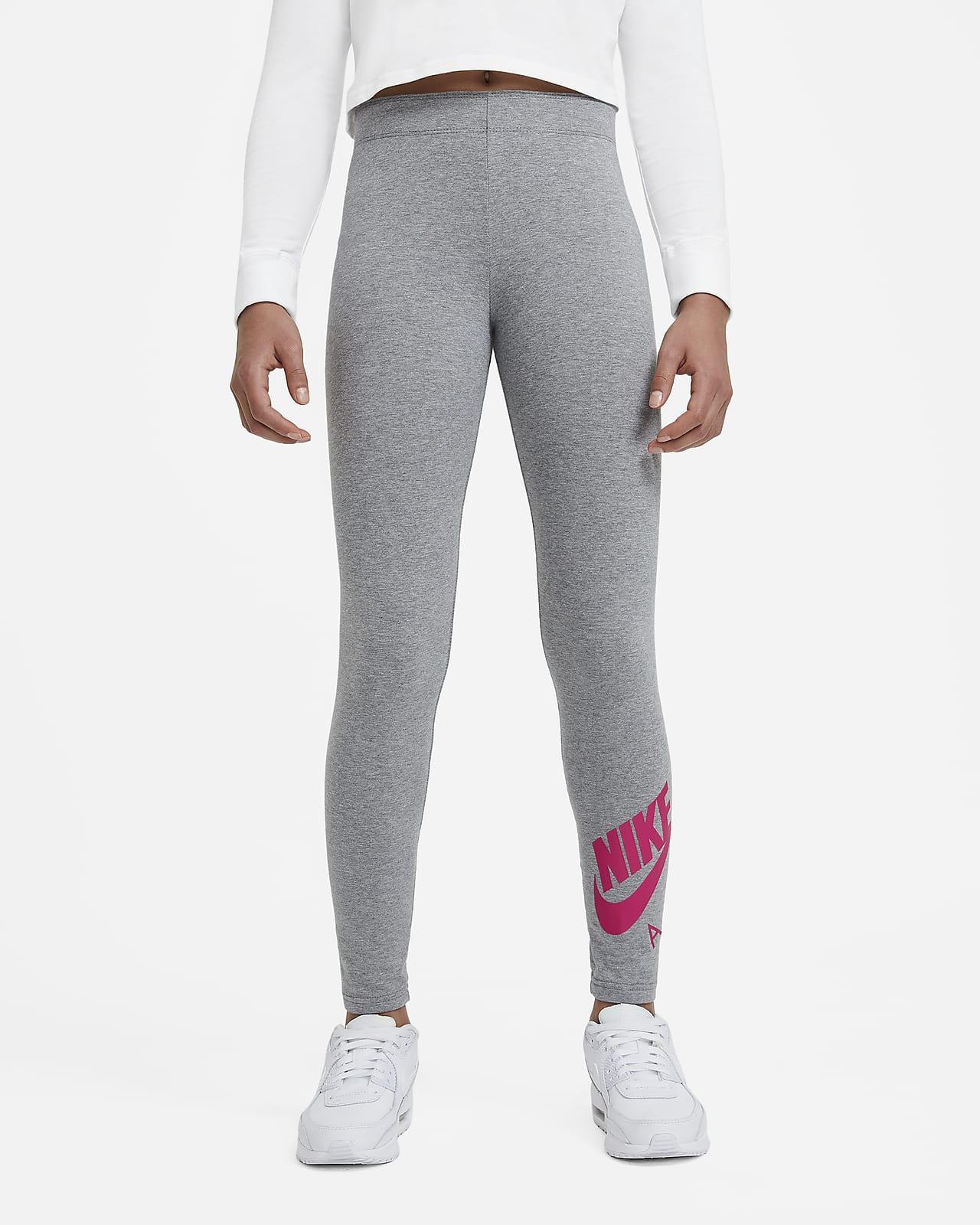 Legíny Nike Air Favorites pro větší děti (dívky)