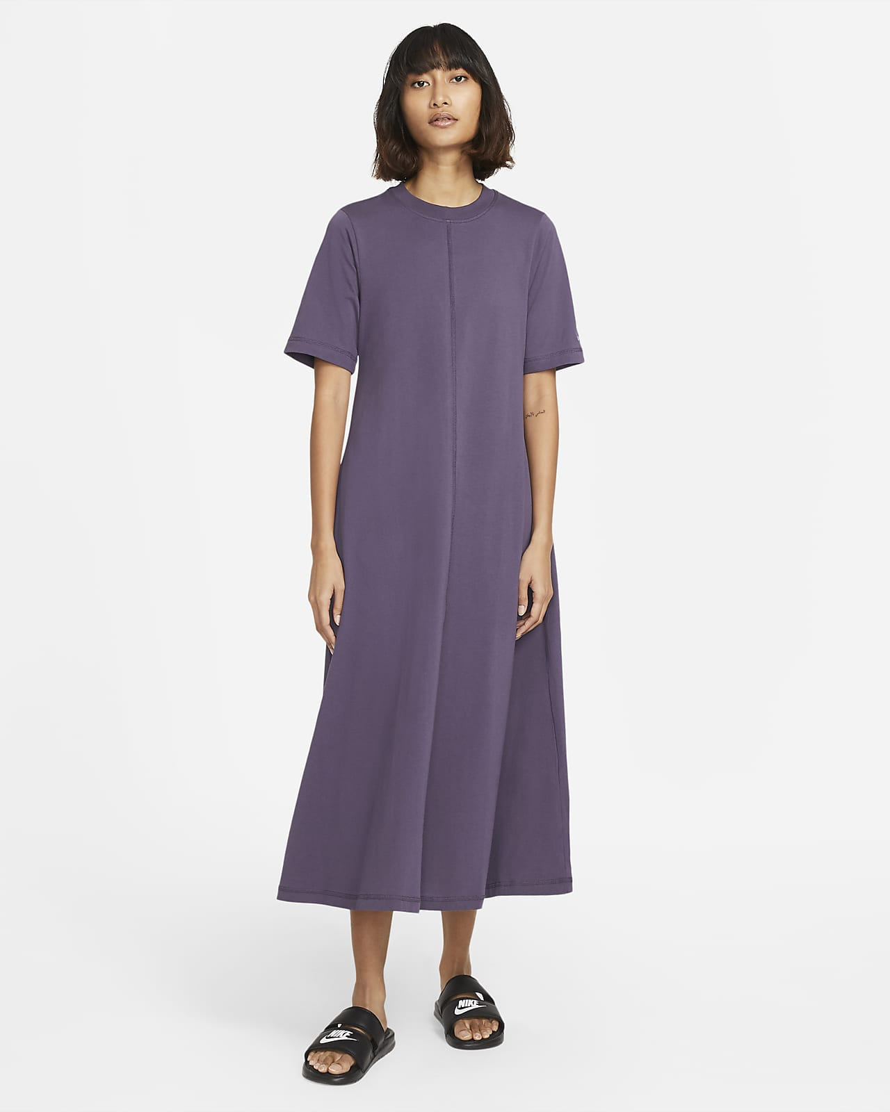 Vestido de manga corta para mujer Nike Sportswear
