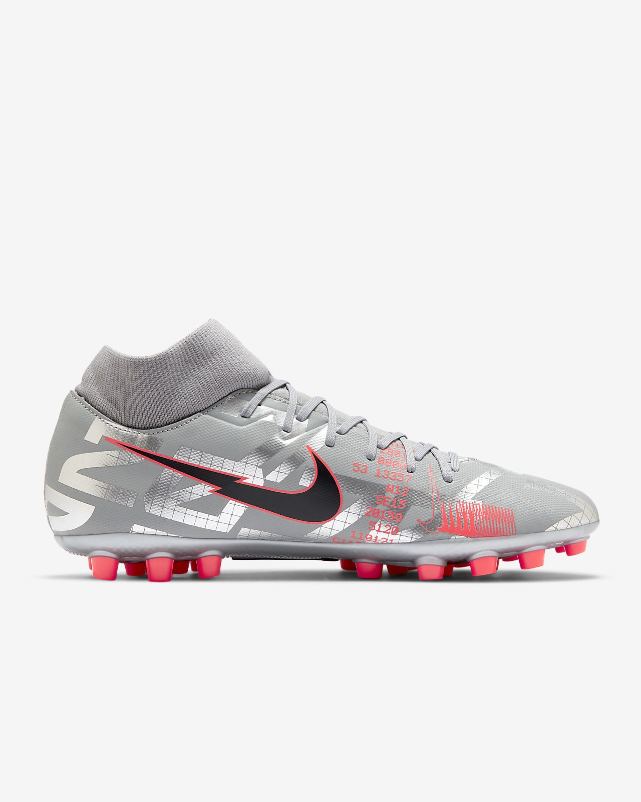Scarpa da calcio per erba artificiale Nike Mercurial