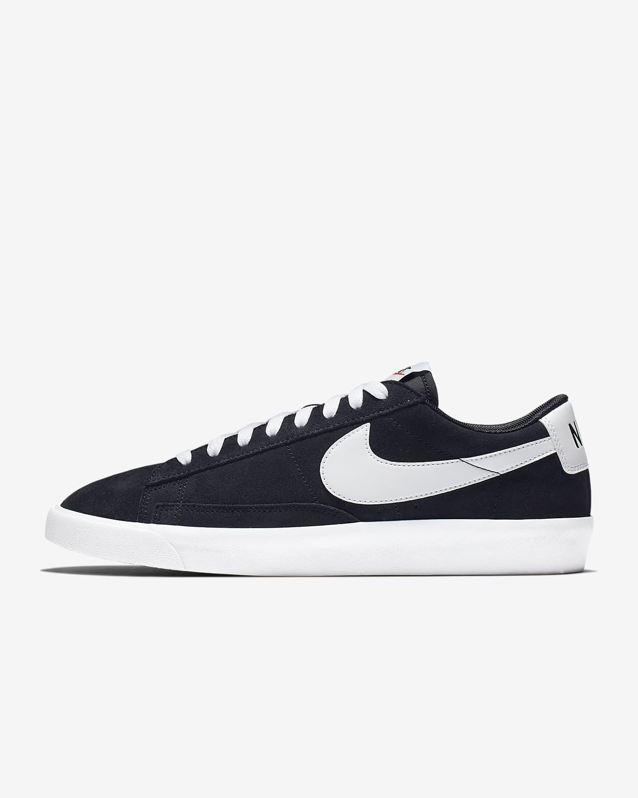 Sko Nike Blazer Low Premium Vintage Suede för män