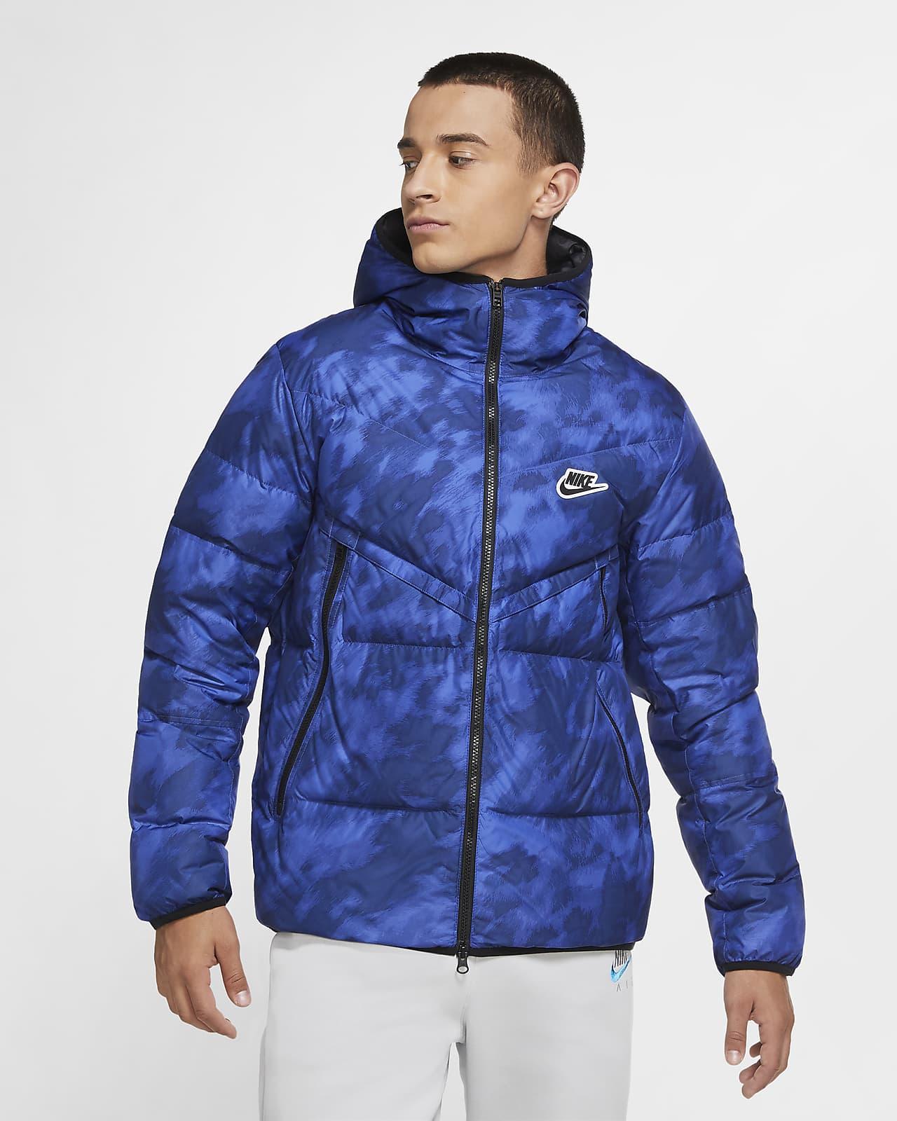 Nike Sportswear Down-Fill Windrunner Men's Shield Jacket