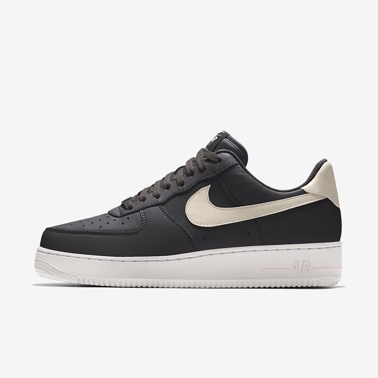 nike air force 1 low femme noir
