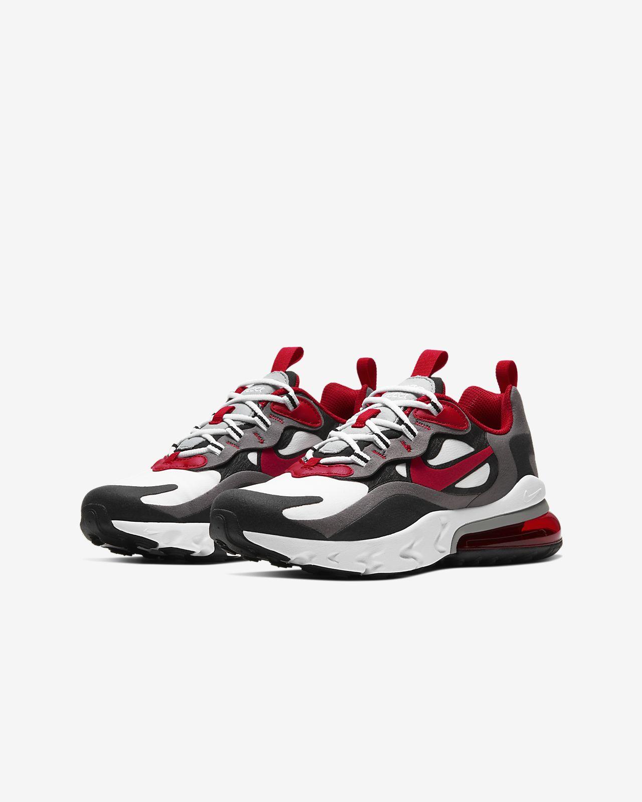 nike air max 270 white running shoes