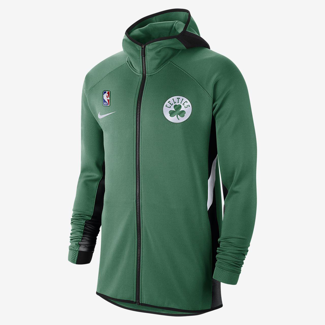 Boston Celtics Nike Therma Flex Showtime 男款 NBA 連帽上衣