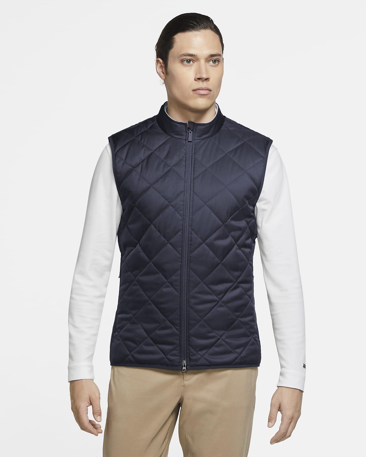 Nike Men's Reversible Synthetic-Fill Golf Vest