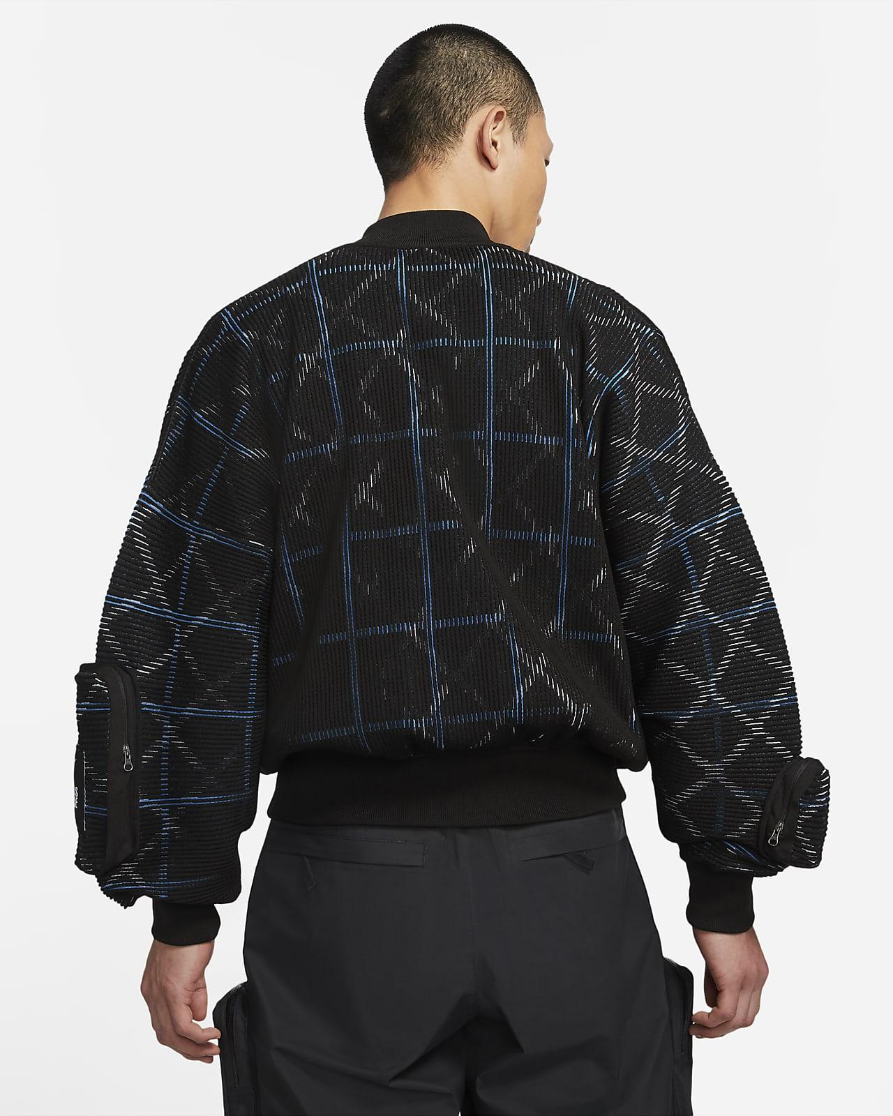 Nike x Undercover Knit MA-1 Bomber Jacket