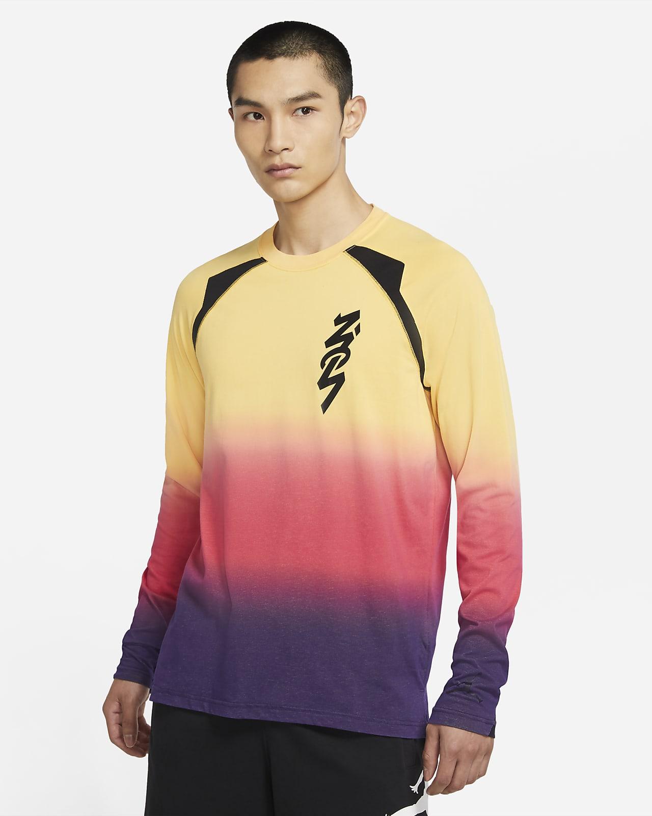Jordan Dri-FIT Zion 男子T恤
