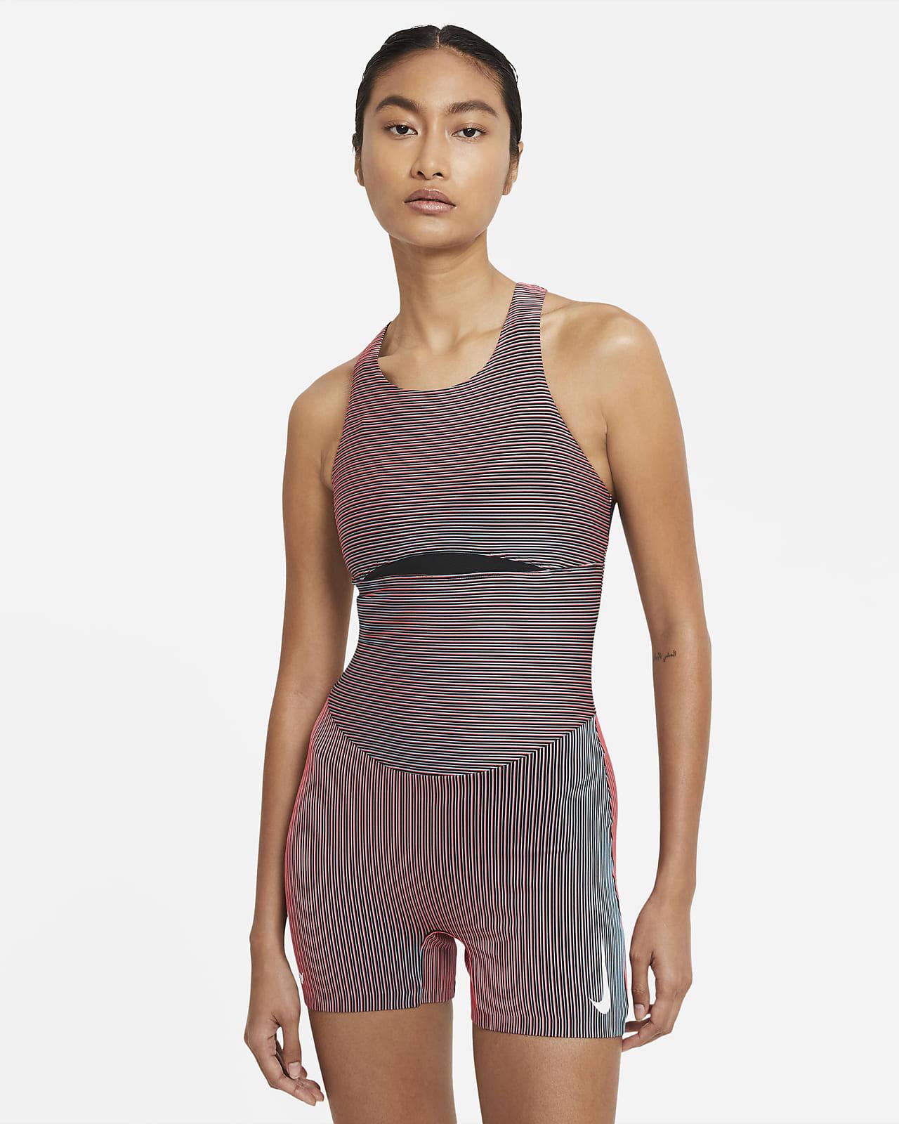 Unitard da running Nike - Donna