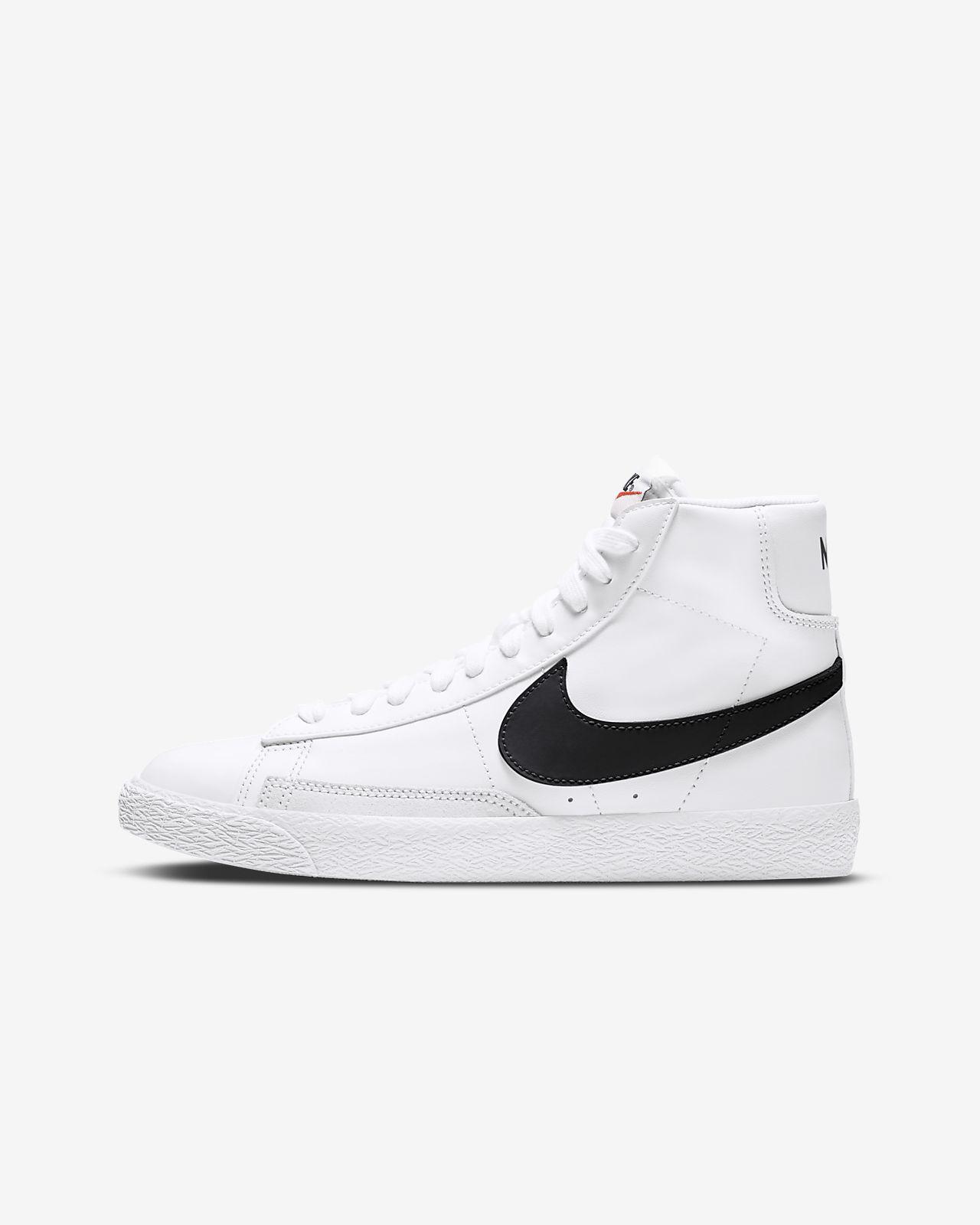 Sko Nike Blazer Mid för ungdom