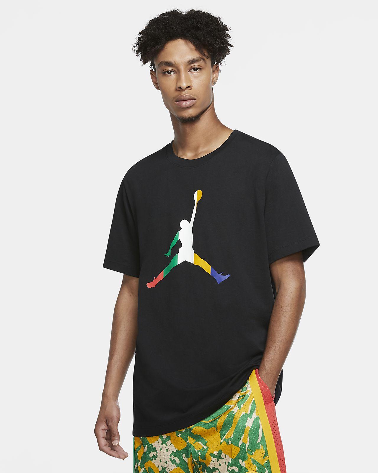 Jordan Sport DNA Jumpman Herren-Rundhalsshirt