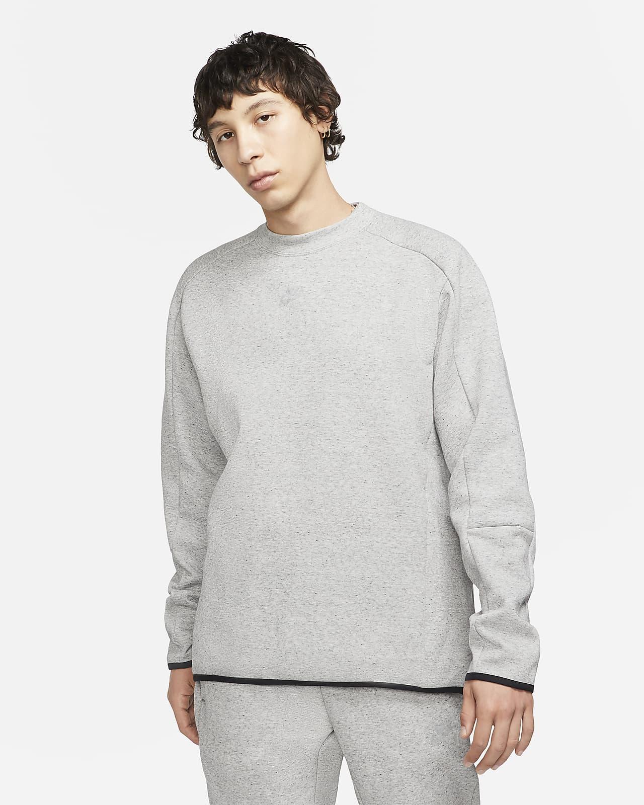 Nike Sportswear Tech Fleece Erkek Crew Üstü