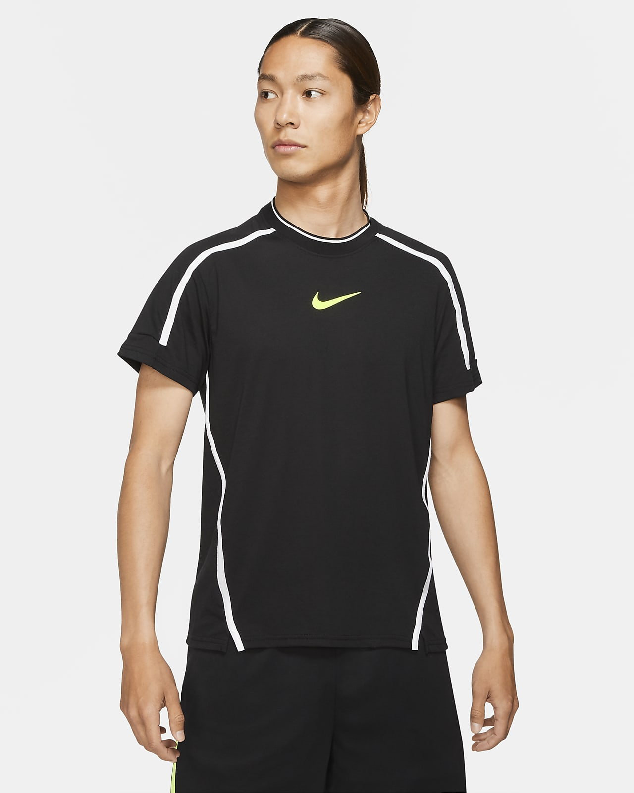 Nike Dri-FIT Sport Clash Men's Short-Sleeve Training Top