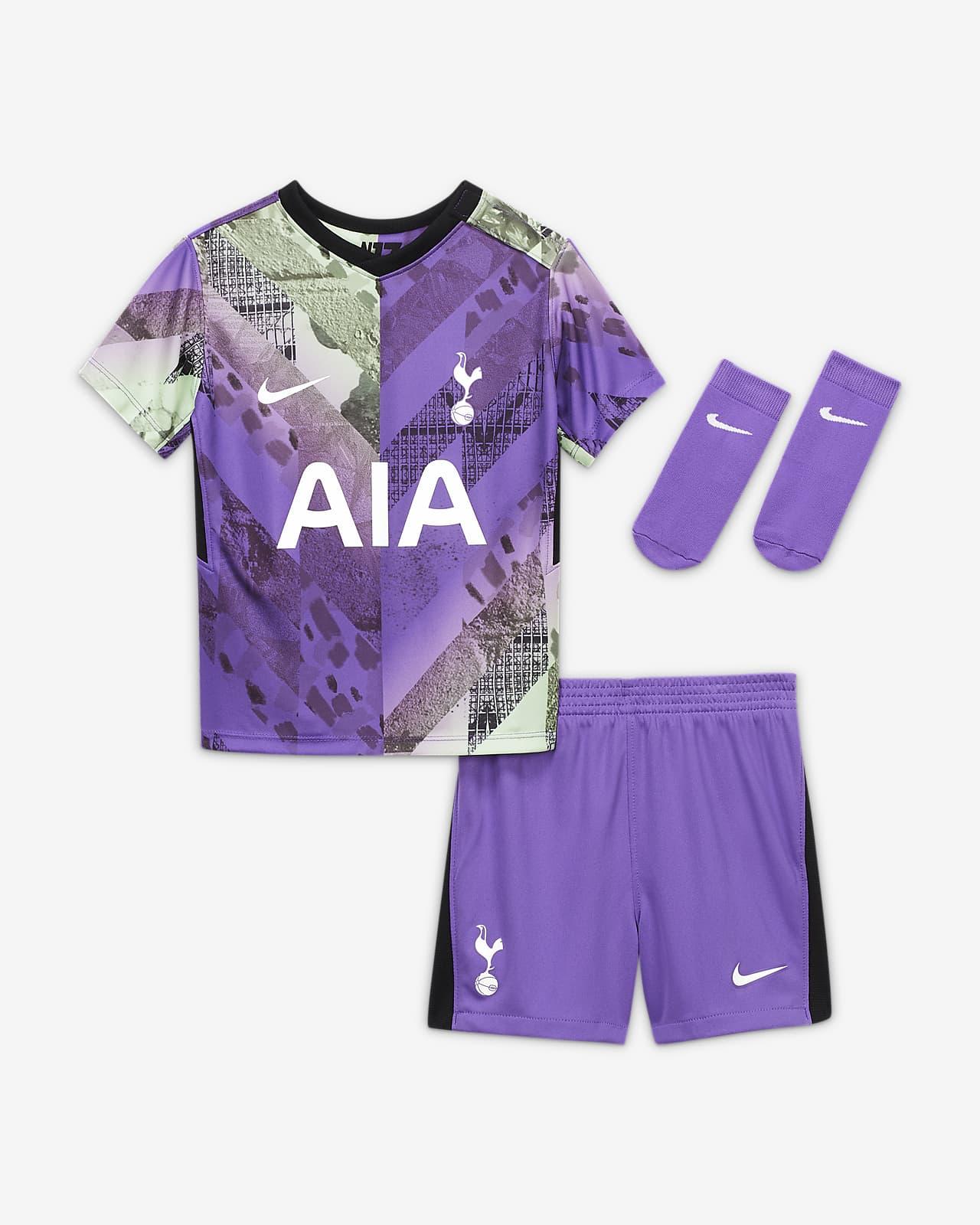 Divisa Tottenham Hotspur 2021/22 per neonati/bimbi piccoli - Terza