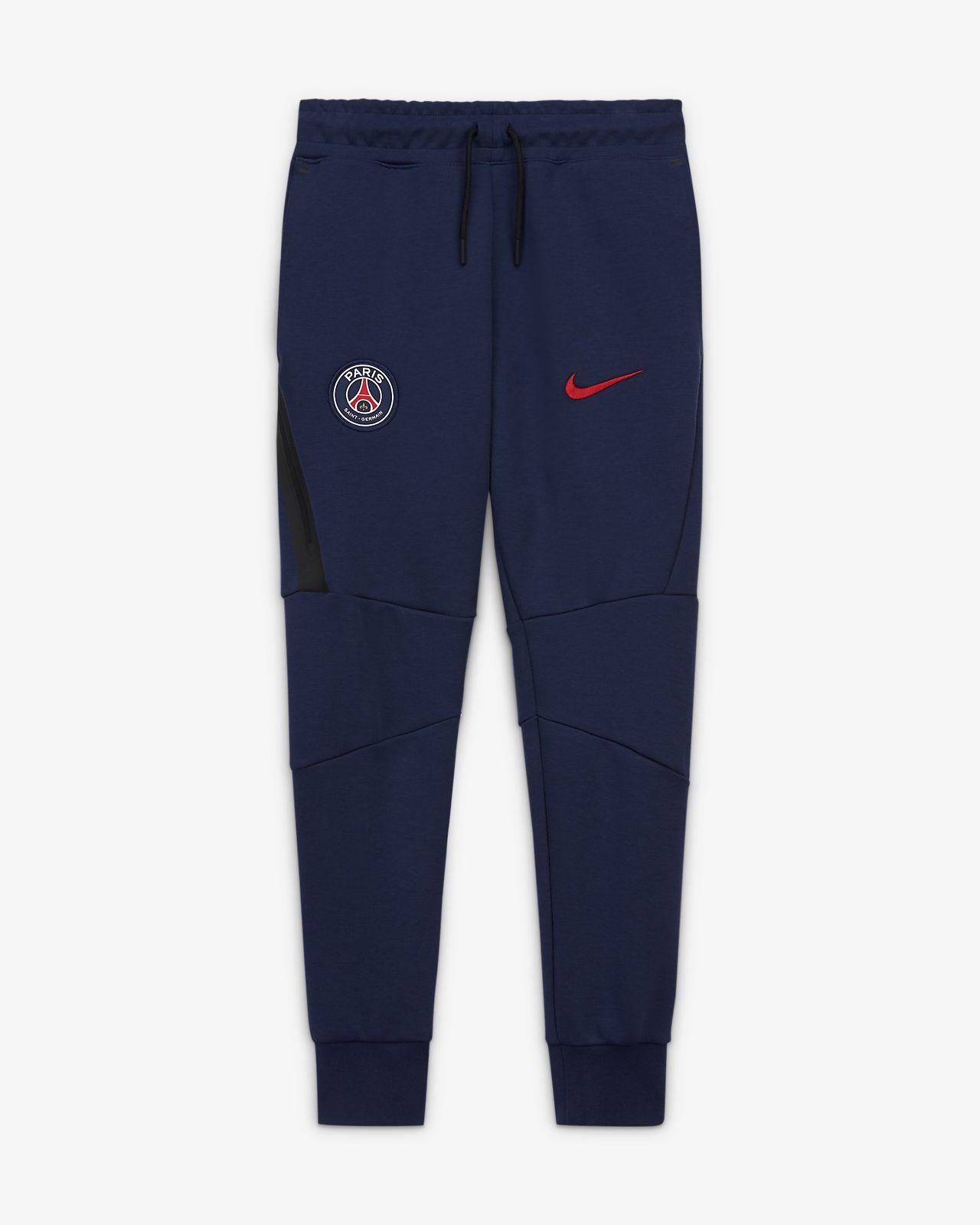 Pantalon en tissu Fleece Paris Saint-Germain pour Enfant plus âgé