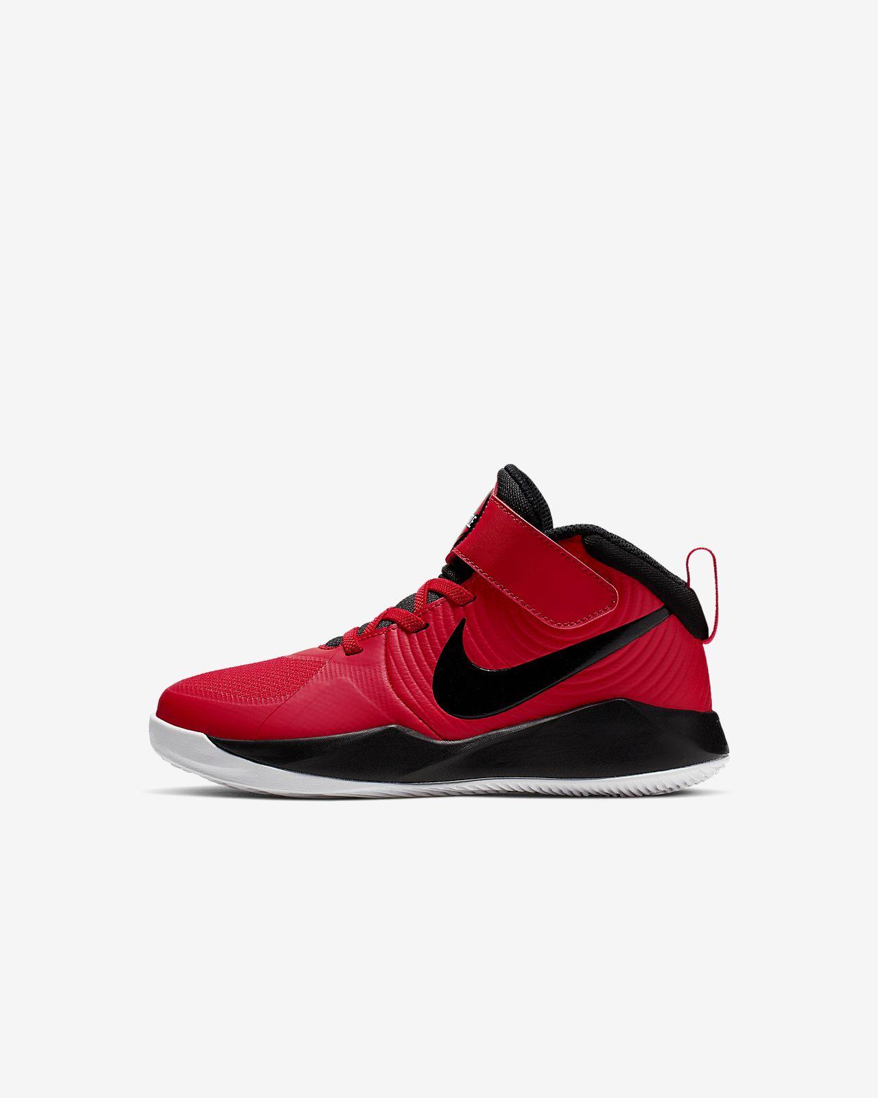 Nike Team Hustle D 9 Little Kids' Shoe